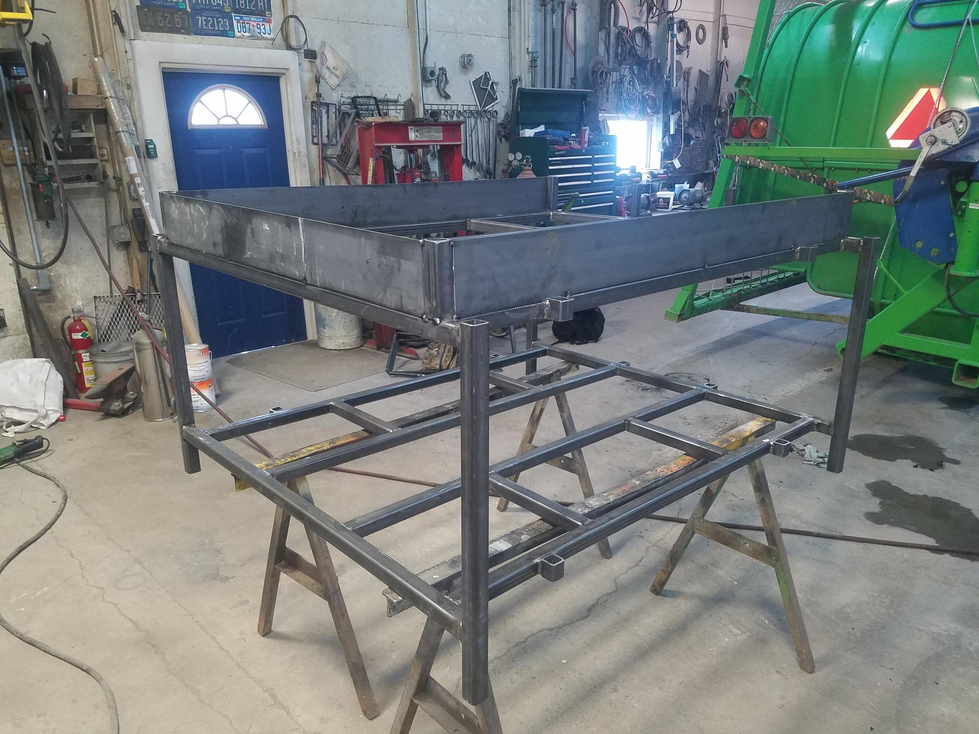Metal Fabrication Amp Shop Services Maple Lane Ag Bag Llc